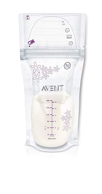 Philips Avent milk storage bag 2
