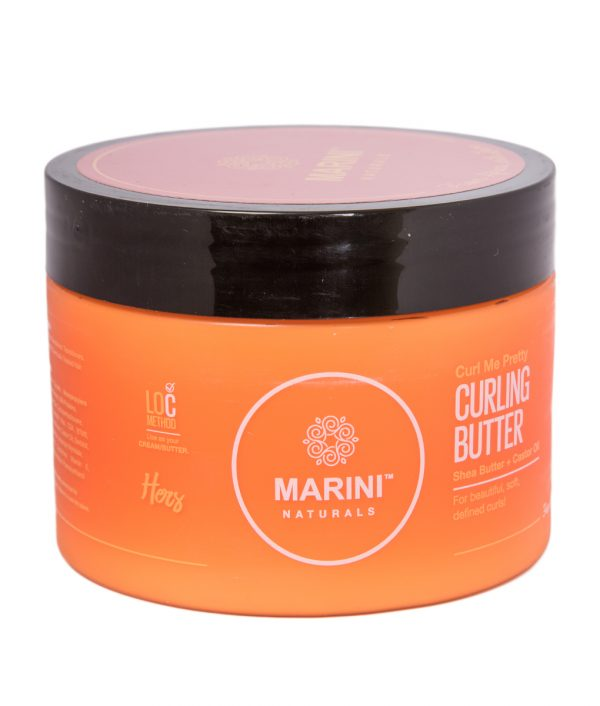 "Marini Naturals ""Curl-Me-Pretty"" Curling Butter"