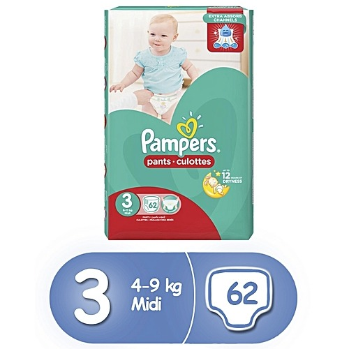 Pampers Midi Size 3