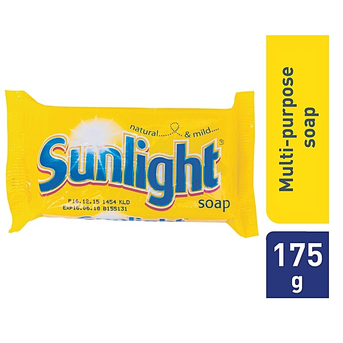 Sunlight Washing Bar Soap, 175g