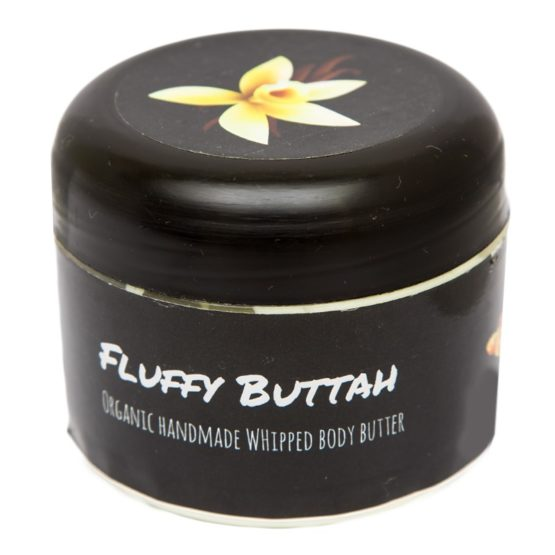Fluffy Buttah Organic Handmade Whipped Body Butter- Vanilla