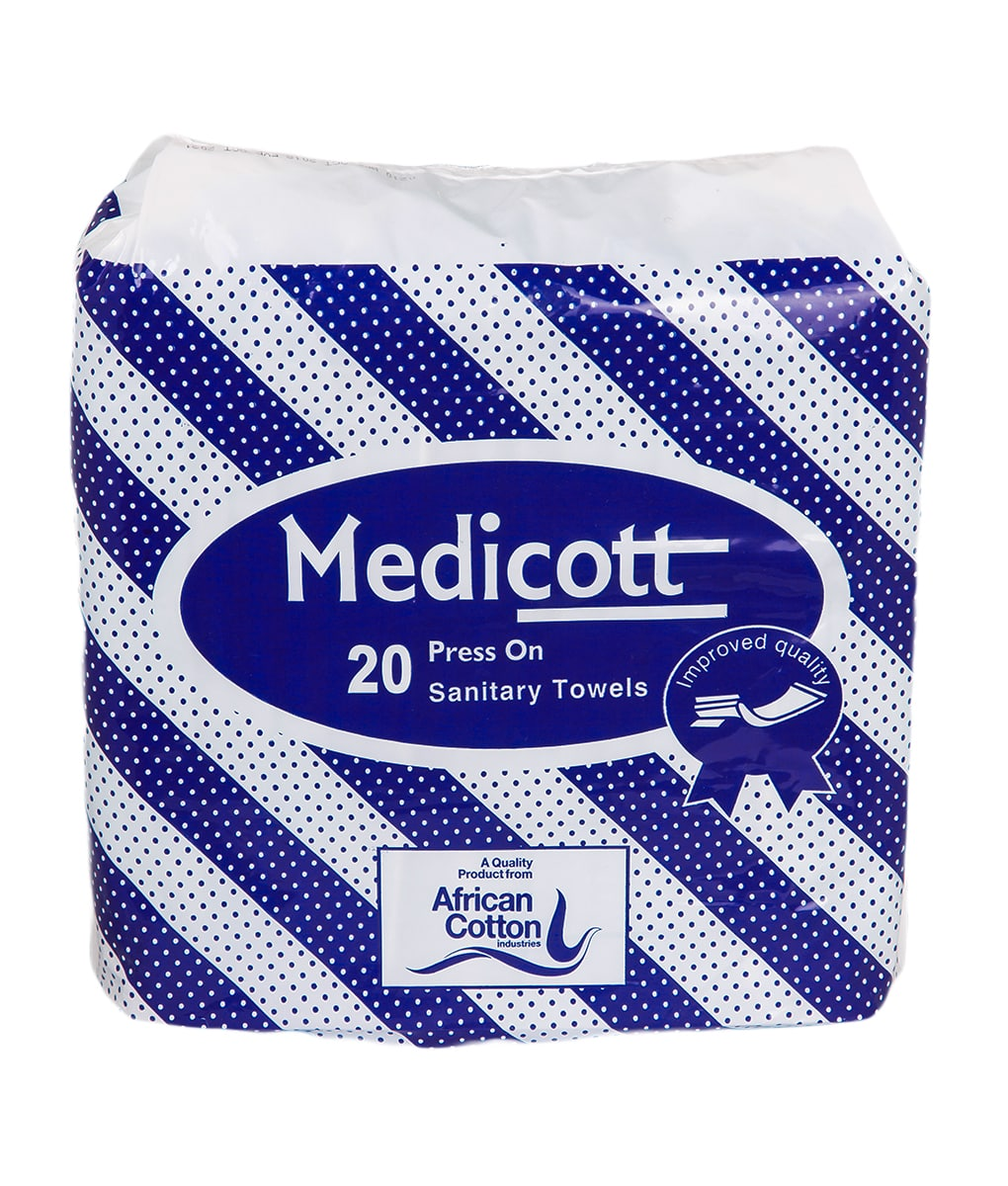 Medicott Sanitary Towels