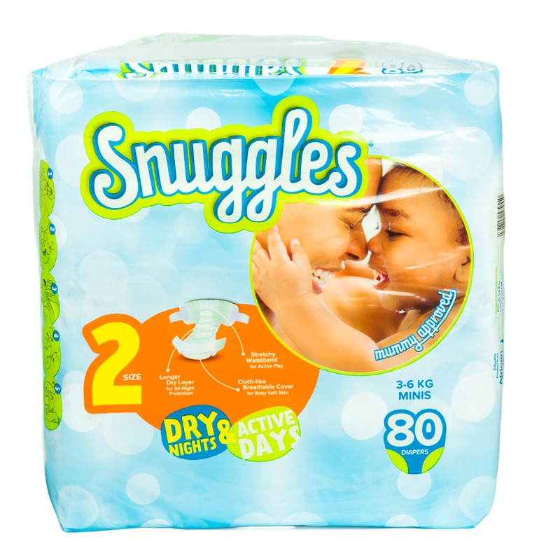 Snuggles Mini SIze 2