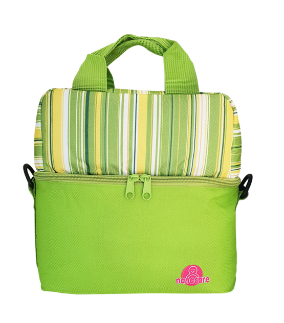 Nanacare Multipurpose Cooler Bag- Green