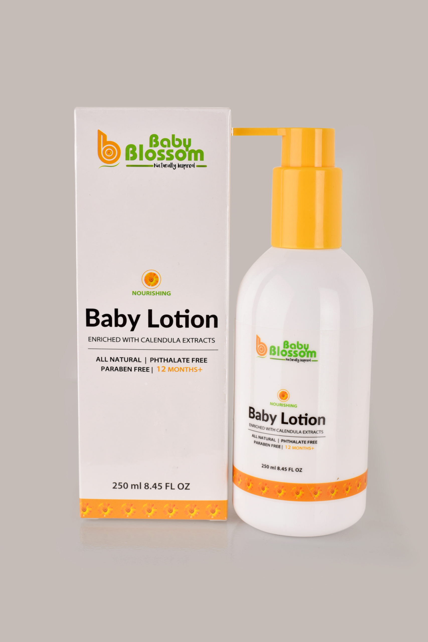 Baby Blossom Lotion 250ml -
