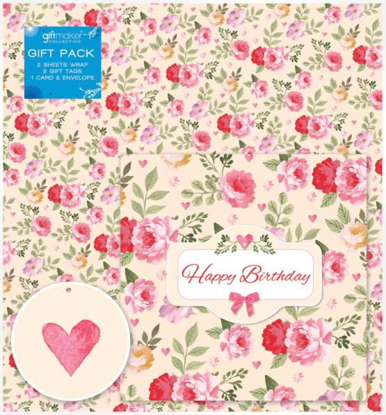 Gift Pack – Floral