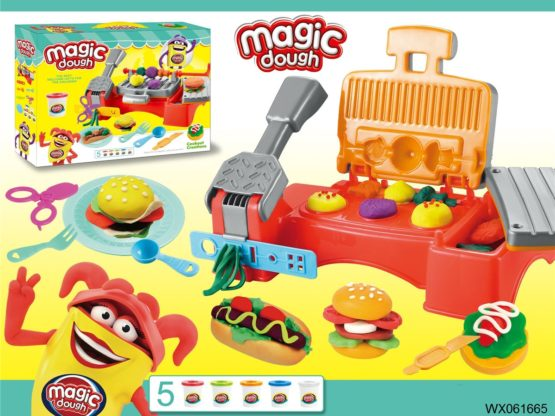 Magic BBQ Set