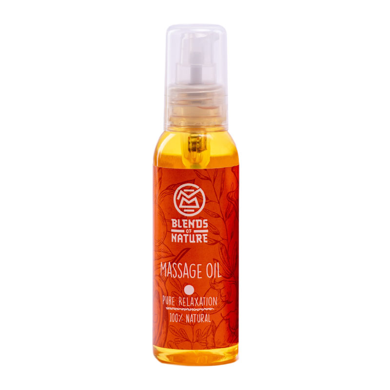 Blends Of Nature Pure Relaxation Massage Oil 120ml