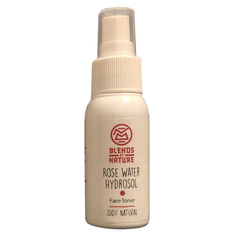 Blends of Nature Rose Water Hydrosol 65ml
