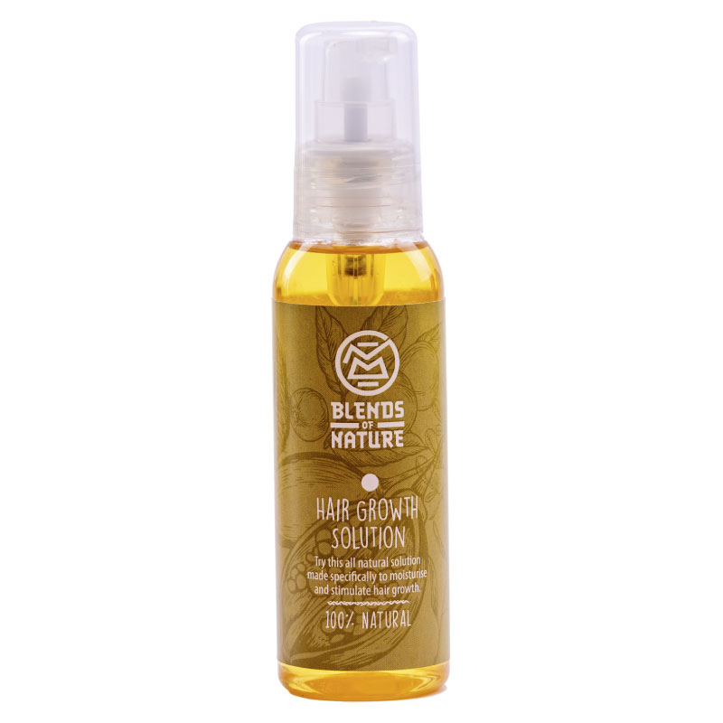 Blends of Nature Hair Growth Solutions 120ml