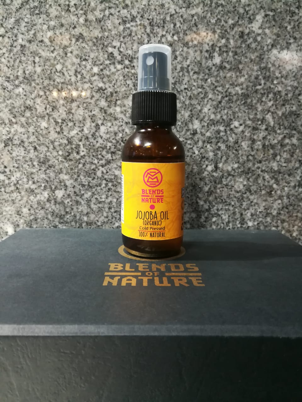 Blends of Nature Cold Pressed Jojoba Oil 50ml