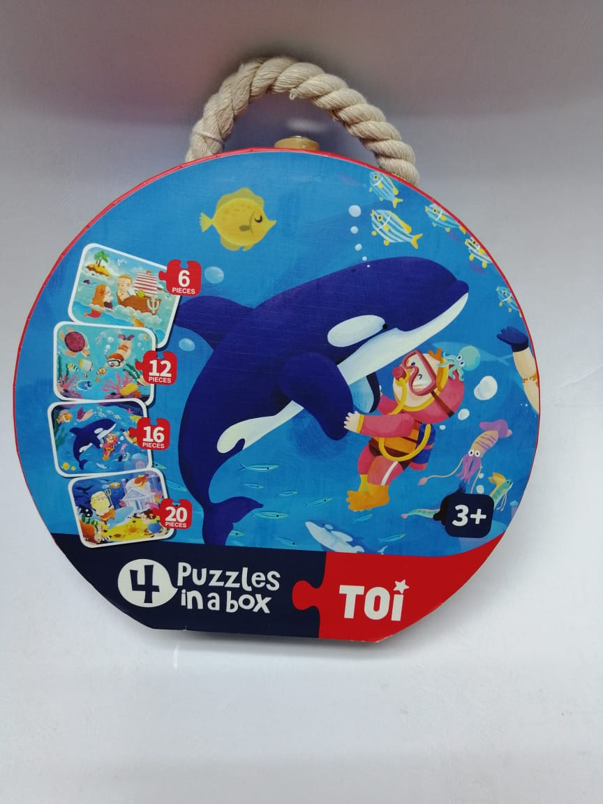 Under the Sea Puzzles