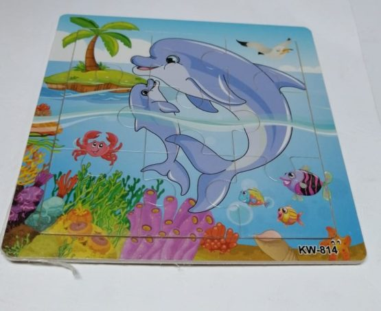 Jigsaw puzzle – Dolphin – (Duplicate Imported from WooCommerce)