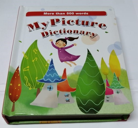 Picture Dictionary Board Game