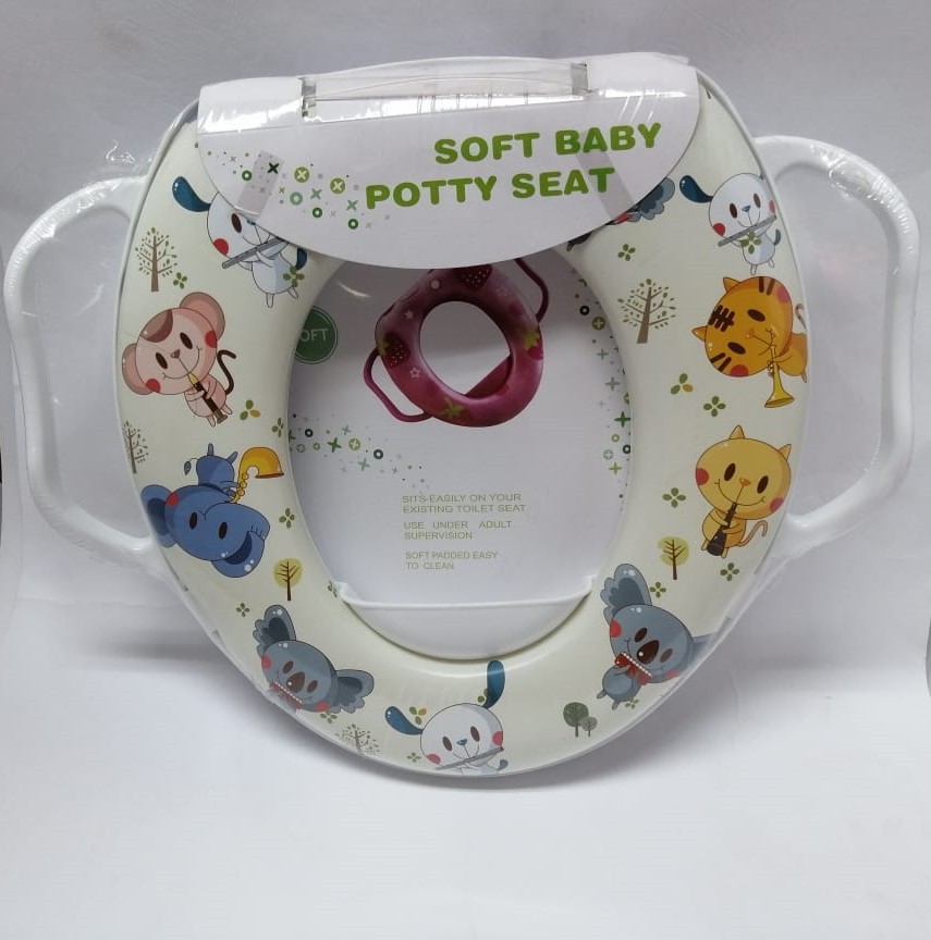 Soft Baby Potty Training Seat