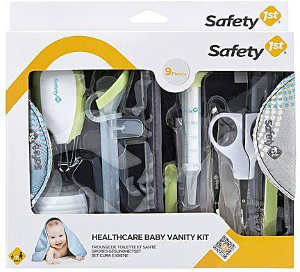 Safety 1st Healthcare Baby Vanity Kit