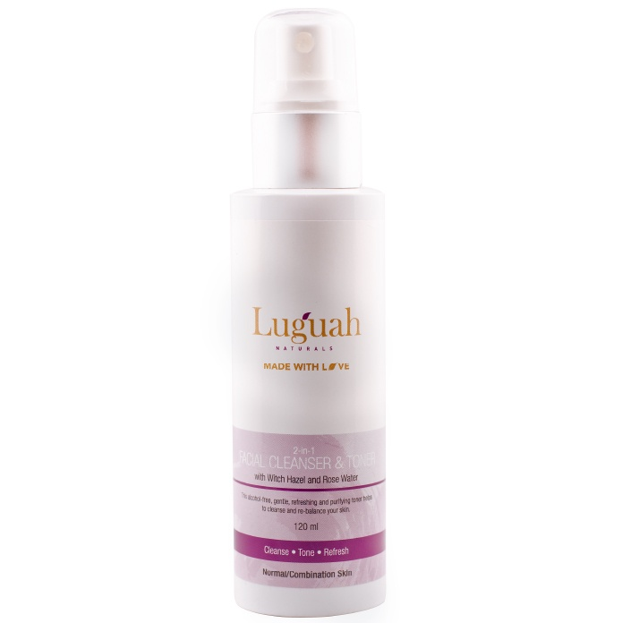 Luguah Cleanser and Toner
