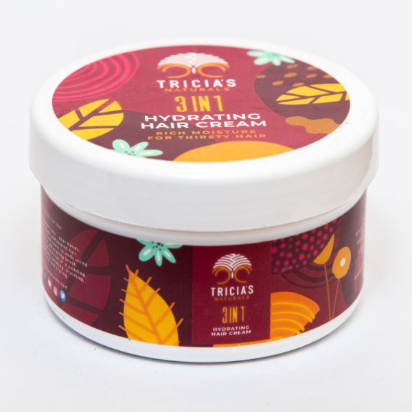 Tricia's Naturals 3 in 1 Hydrating Hair Cream - 100ml