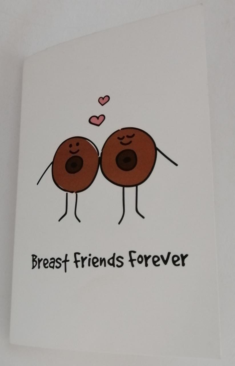 Breast Friends Forever