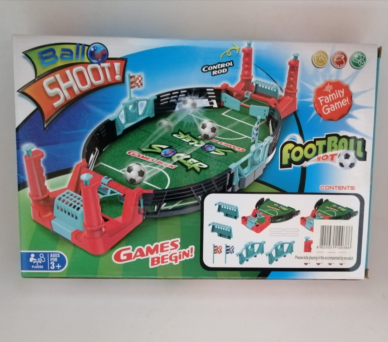 Table Top Football Hot Game