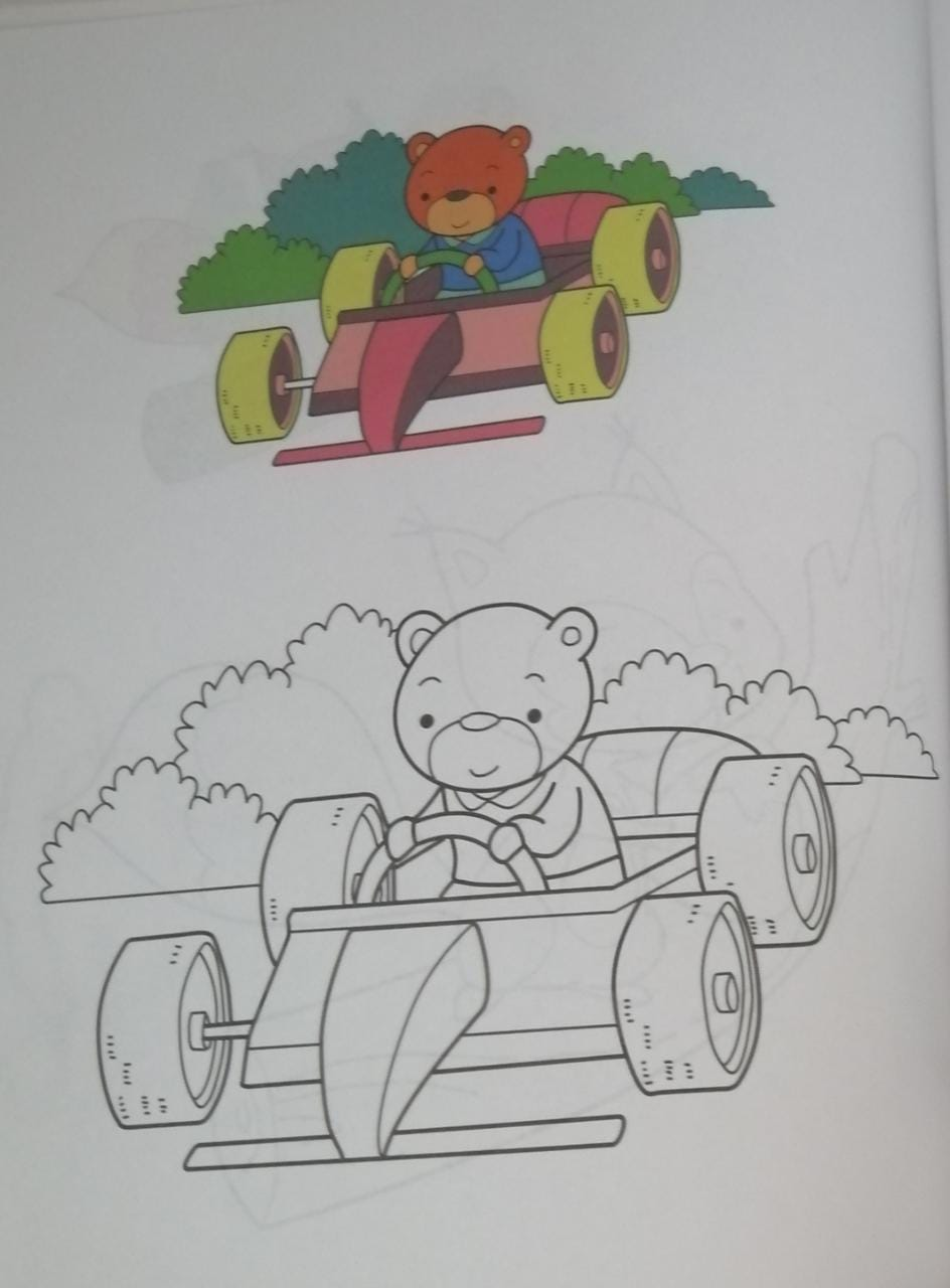 Coloring Books: Series 4