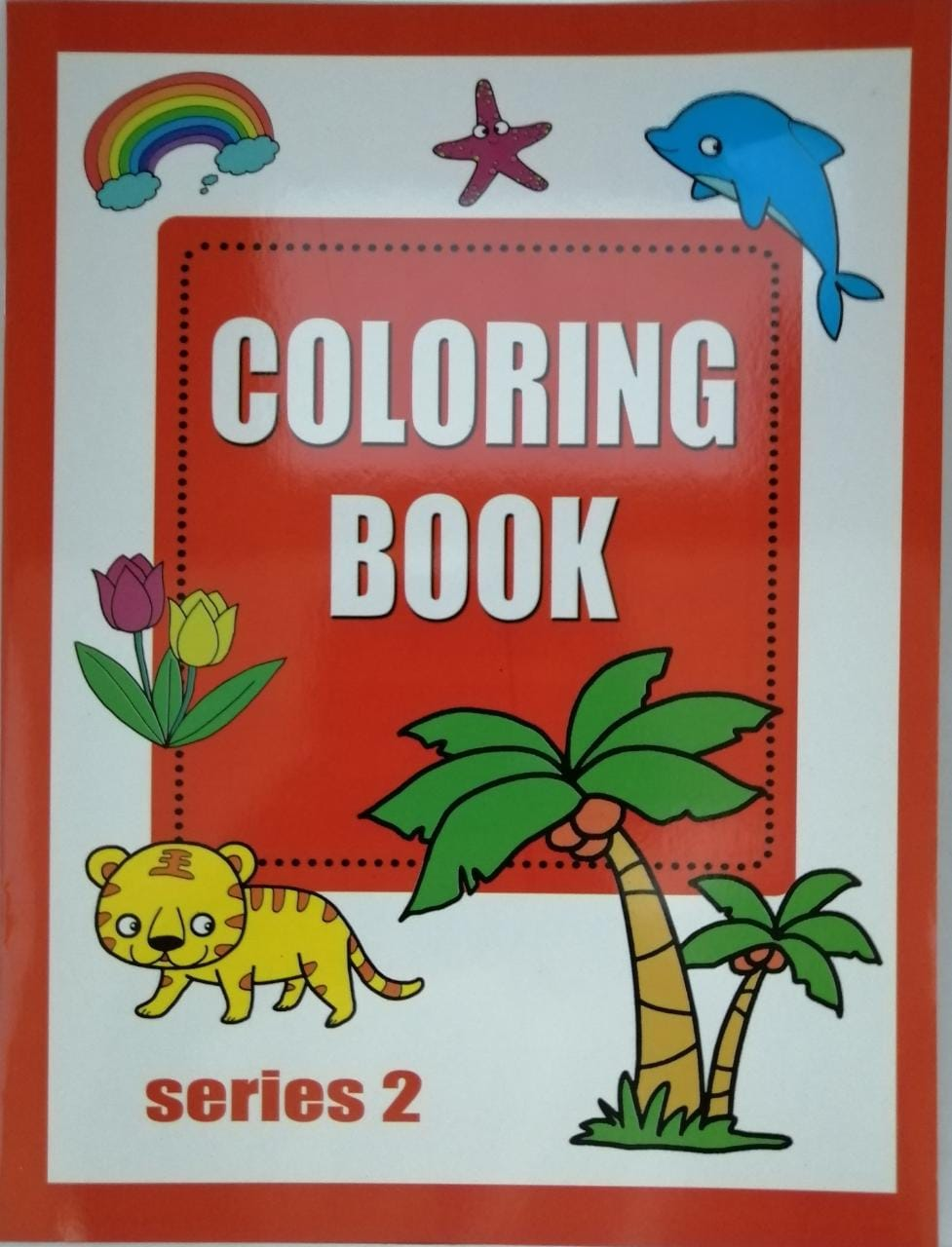 Coloring Books: Series 2