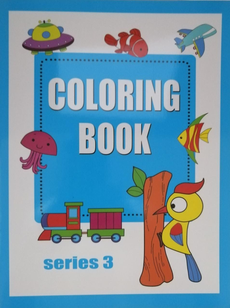Coloring Books: Series 3