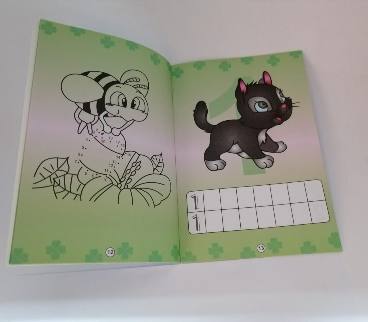 Exercise Book Numbers